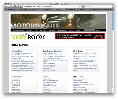 click to go to Motoringfile.com/news-room